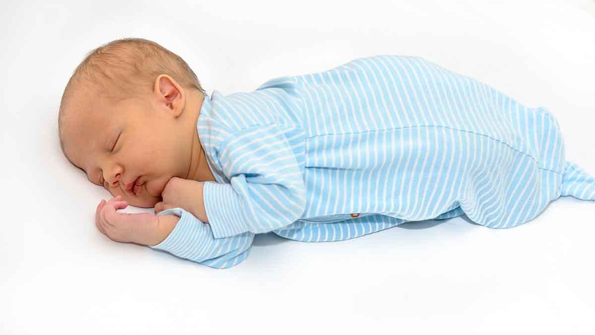 Strampelsack Baby Babys